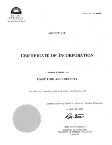BC incorporationcertificate