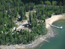 Skyview of Camp