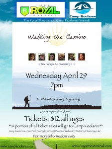 Walking The Camino Poster
